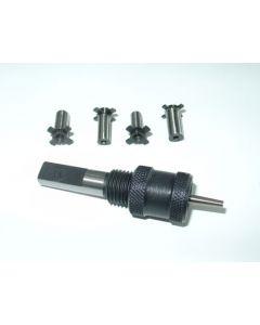 Spreizdorn Zylindrisch 10mm Schaft, D5,5 - 7,0mm, 0,5mm steigend