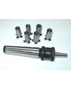 Spreizdorn MK3 D12-14,5 0,5mm steigend z.B. für Deckel Fräsmaschine