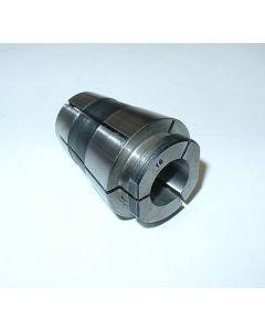 Spannzange D16 L45 mm gebr, für Deckel KF12 / 2