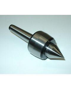Mitlaufende Körnerspitze MK2 NEU für Drehmaschinen