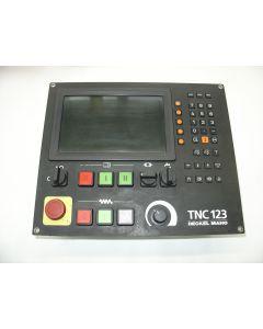 TNC123 im Austausch (Exchange-Service), Steuerung von Heidenhain