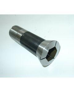 Spannzange Sechskant 386E 4-24 mm für Weiler Drehmaschine (24,0 mm)