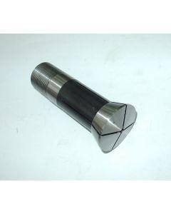 Spannzange Vierkant 386E 4-21 mm für Weiler Drehmaschine (4,0 mm)