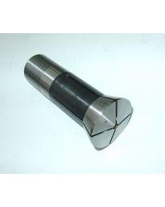 Spannzange Vierkant 386E 4-21 mm für Weiler Drehmaschine (5,0 mm)