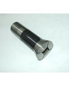 Spannzange Vierkant 386E 4-21 mm für Weiler Drehmaschine (16,0 mm)