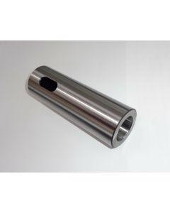 Zwischenhülse zylindrisch mit MK Aufnahme, Durchmesser Morsekegel: d50 MK4